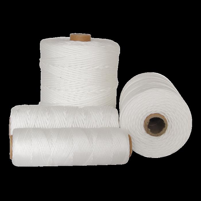 A selection of 16-plait nylon cords