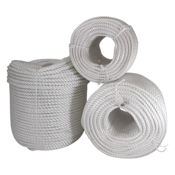 Selection of nylon ropes