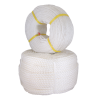 Selection of Polypropylene Staple Spun ropes