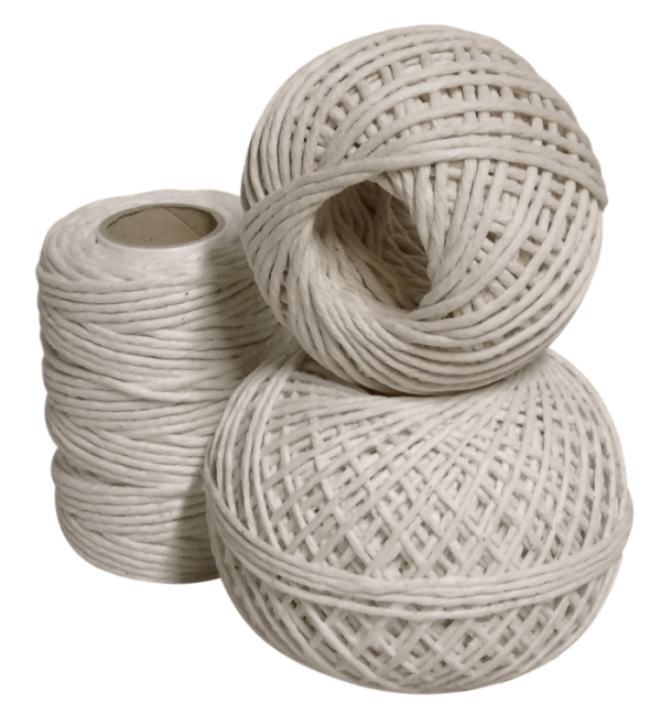 A selection of retail cotton twines